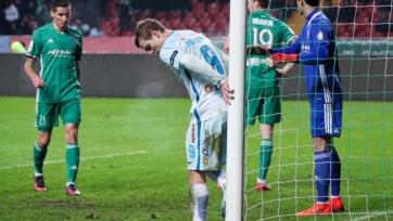 Goal: Промах Кокорина претендует на звание худшего в этом году