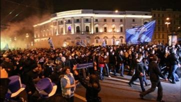 Официально: УЕФА обвинил в вандализме фанатов «Зенита»