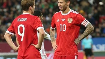 Ловчев объяснил, почему Смолов адаптировался лучше Кокорина в сборной России