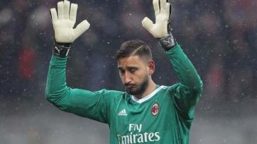 Фанаты «Милана» довели Доннарумму до слез (видео)