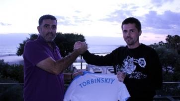 Официально: Торбинский стал игроком «Пафоса»