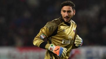 Доннарумма резко ответил болельщикам «Милана»