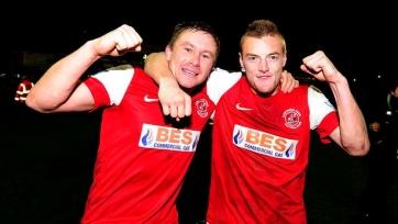 Бывший клуб Варди добился права сыграть с «Лестером» в Кубке Англии