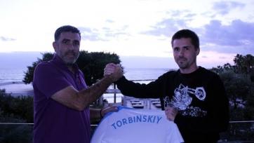 Торбинский прокомментировал свой переход в «Пафос»