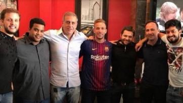 Артур рассказал о выборе между «Реалом» и «Барселоной»