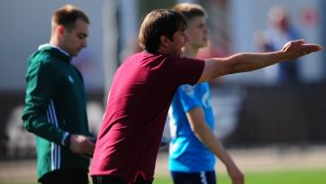 Гунько рассказал, как прошла стажировка в мадридском «Атлетико»