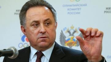 Источник: Мутко останется президентом Российского футбольного союза