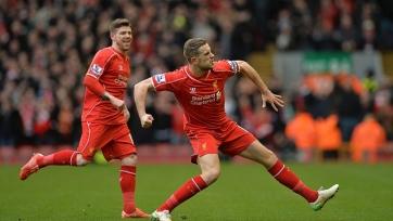 Морено и Хендерсон пропустят ближайшие игры «Ливерпуля»