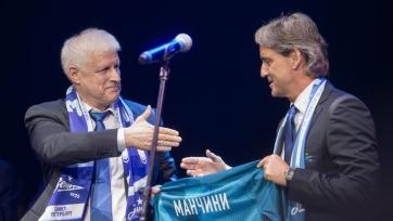 Фурсенко отреагировал на слухи, связанные с персоной Манчини