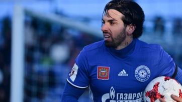 Болгарин Благо Георгиев покинул «Оренбург»
