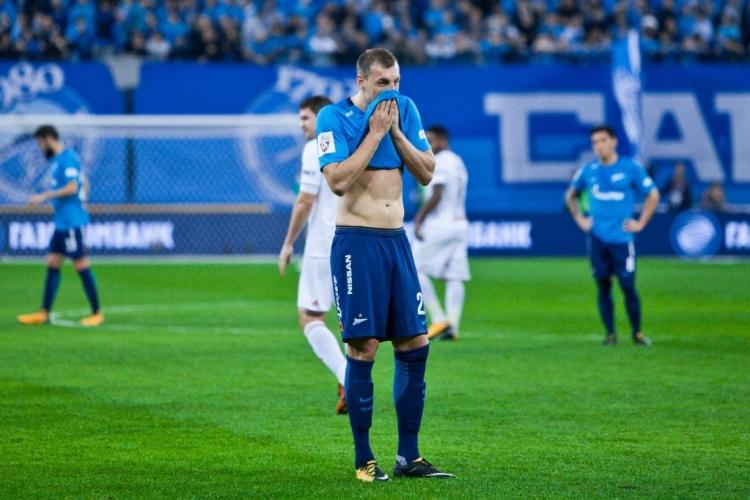 «Зенит» намерен избавиться от 7 футболистов