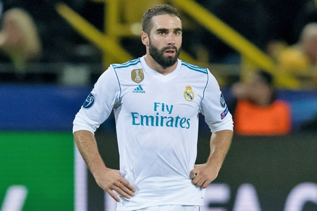 Карвахаль заявил, что арбитр засудил «Реал»