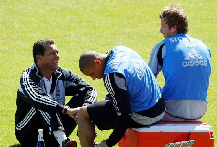 Уникальная история Вандерлея Лушембурго, «Реала» и шестиминутного матча