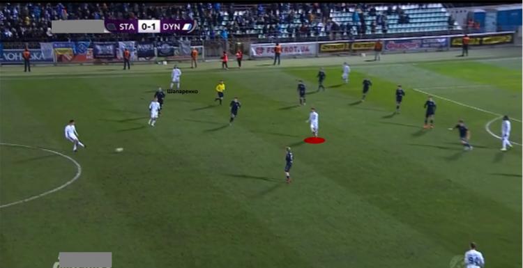 Центр поля – главная проблема киевского «Динамо». Но выход есть
