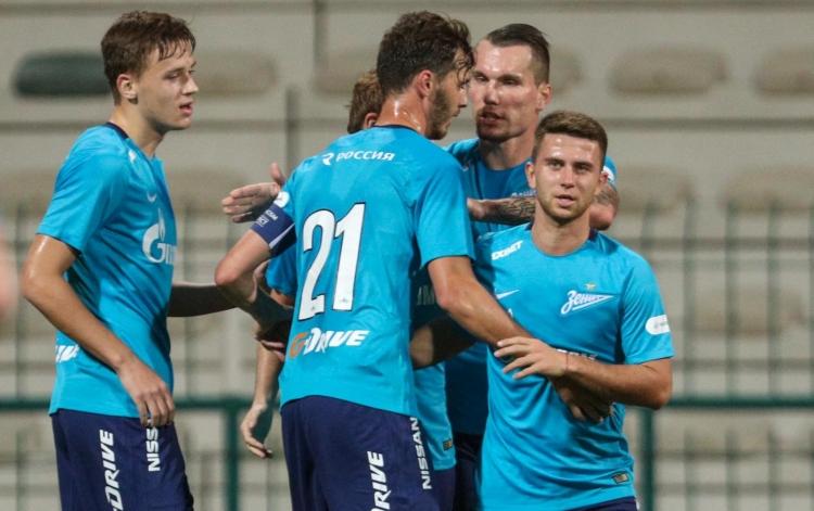 Аргентина – «Копенгаген» – 5:0. «Зенит» сыграл лучше других грандов РФПЛ