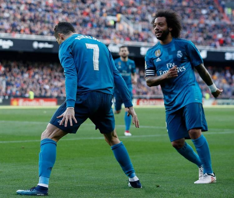 Судья ошибся с пенальти. Но «Реал» победил «Валенсию» заслуженно