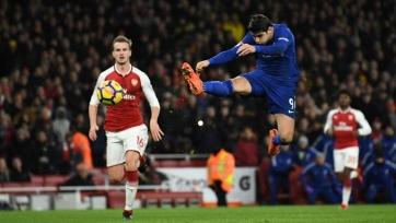Конте прокомментировал игру Мораты против «Арсенала»