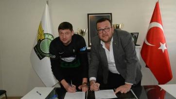 Официально: Евгений Селезнёв сменил один турецкий клуб на другой