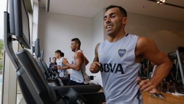 Официально: Тевес вернулся в «Бока Хуниорс»