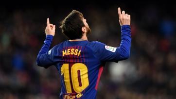 Месси оформил дубль в ворота «Сельты» и вошёл в Топ-10 лучших бомбардиров Кубка Короля
