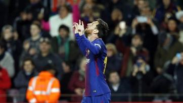 «Барселона» уничтожила «Сельту» в Кубке Короля