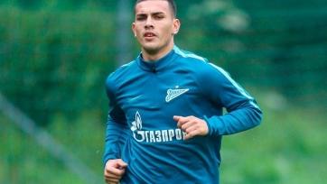 «Ювентус» хочет приобрести полузащитника «Зенита»