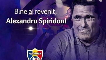 Официально: Спиридон – главный тренер сборной Молдовы