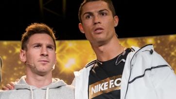 Источник: Месси и Роналду могли играть в одной команде
