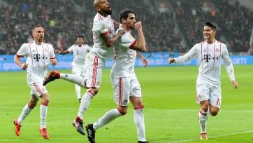 «Бавария» победила в Леверкузене