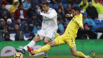«Реал» на своем поле проиграл «Вильярреалу»