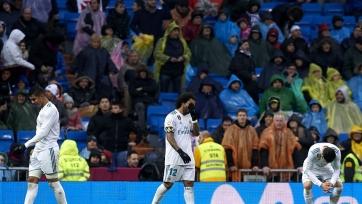 «Реал» продемонстрировал худший старт за 12 лет