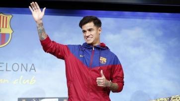 Вейналдум заявил, все топ-клубы АПЛ рады трансферу Коутиньо в «Барселону»