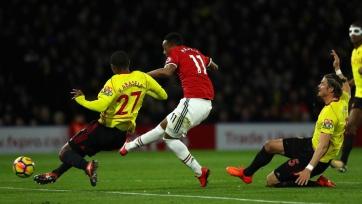 «Манчестер Юнайтед» не отдаст Марсьяля «Арсеналу»