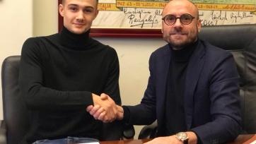 Официально: Молдаванин Дамашкан перешёл в «Торино»