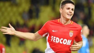 «Саутгемптон» готов выложить 20 миллионов евро за форварда «Монако»