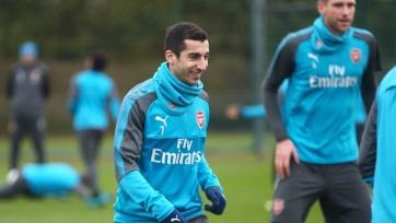 Мхитарян рассказал о причине перехода в «Арсенал»