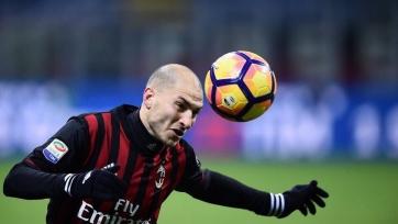Официально: «Милан» и Палетта прекратили сотрудничество