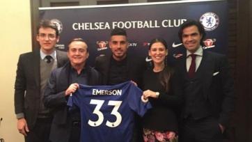 Эмерсон готовится подписать соглашение с «Челси», игрок уже выбрал себе номер