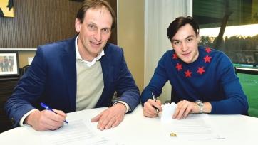 Официально: Караваев продолжит карьеру в голландском «Витессе»