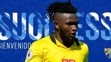 Официально: «Малага» арендовала футболиста «Уотфорда»
