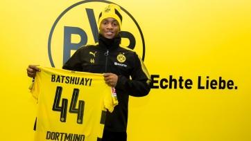 Официально: Батшуайи перебрался в Дортмунд
