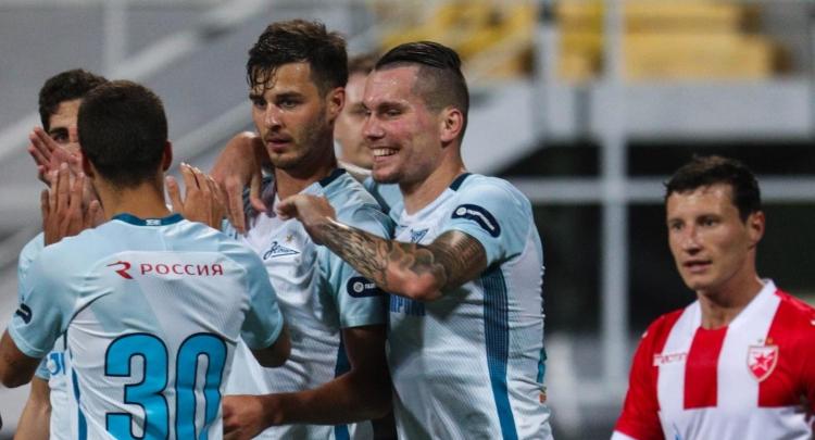 «Зенит» готов к сезону. Без Кокорина обыграл соперника ЦСКА