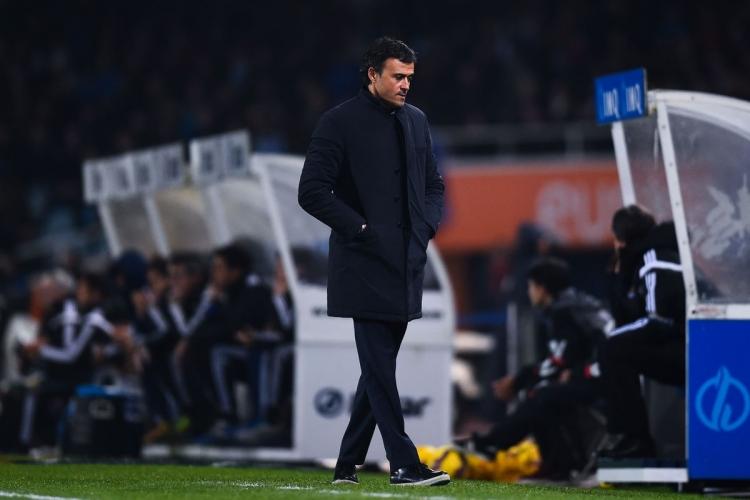 Энрике отказал «Милану» по ходу нынешнего сезона