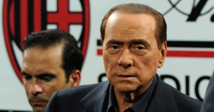 Берлускони: «У «Милана» есть только один нападающий»