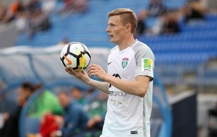 «Зенит» намерен продлить контракт с Черновым