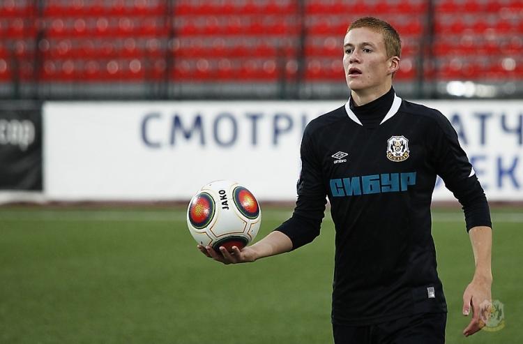 «Спартак» может подписать молодого защитника «Тюмени»