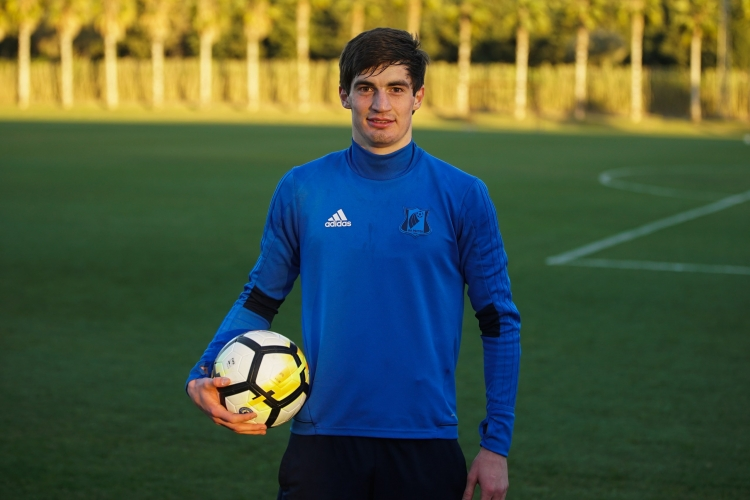 Плиев стал игроком «Ростова»