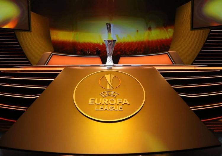 Жеребьёвка 1/8 финала Лиги Европы. Как это было