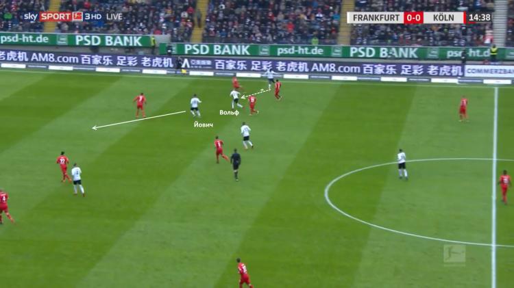 «Айнтрахт» – на 3-м месте в Бундеслиге. Благодаря экс-игроку «Баварии»