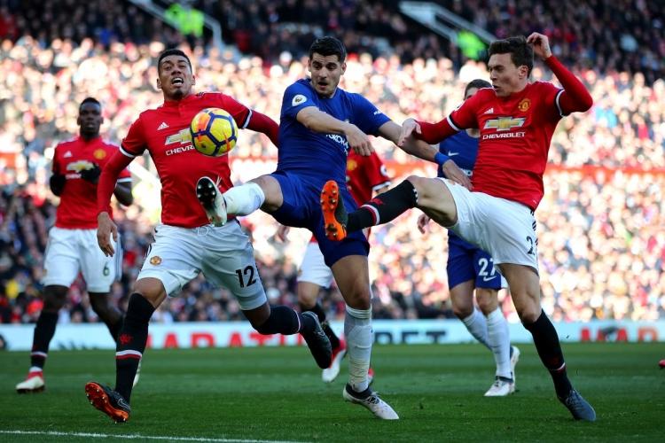 «Манчестер Юнайтед» был скучнее «Челси». Но выиграл